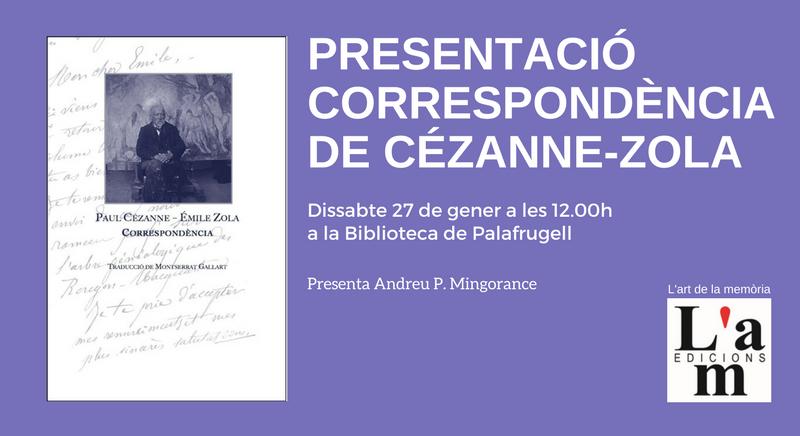 Correspondència Cézanne-Zola