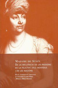 PORTADA 1-2 Madame de Staeêl