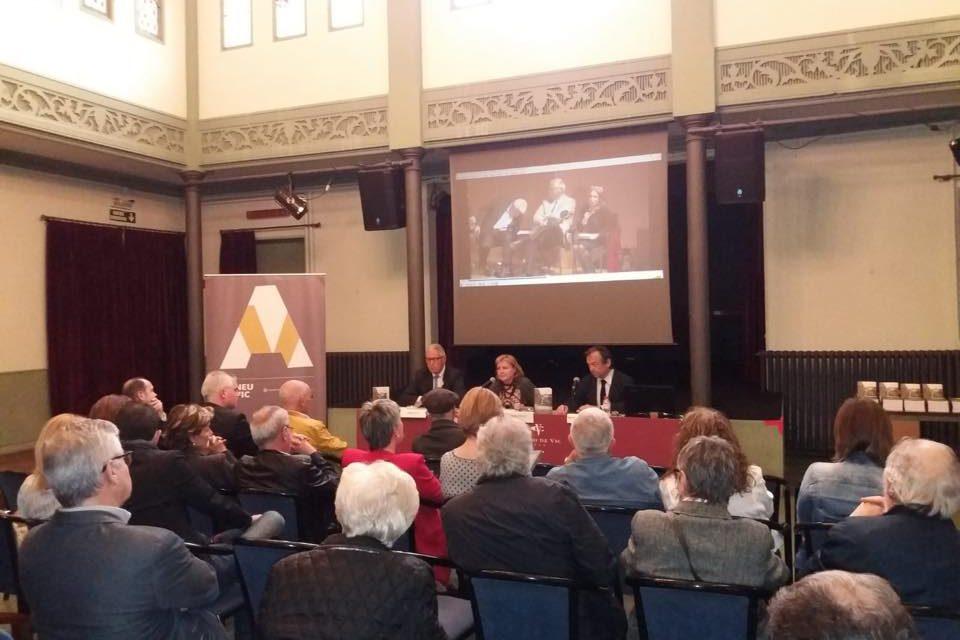 Presentació d'Alice's de Xavier Muñoz Puiggròs