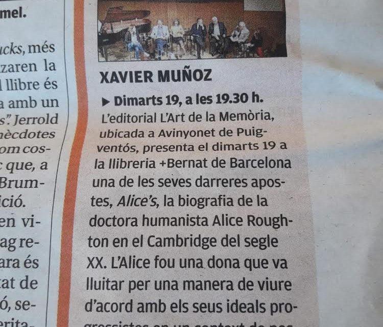 Xavier Muñoz Puiggròs