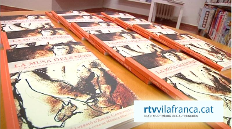 La Biblioteca Torras i Bages ha acollit un recital de poesia homoeròtica grega antiga