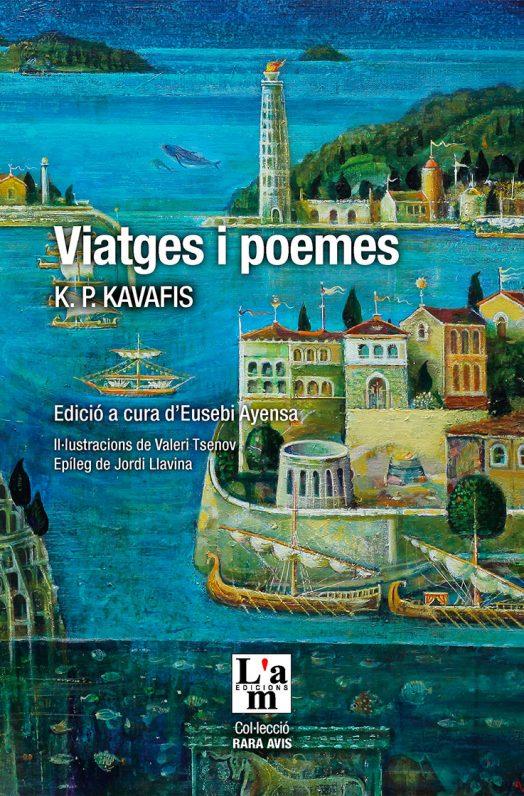 Coberta de Viatges i poemes