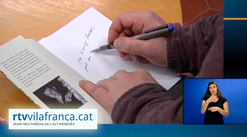 Informatius rtvvilafranca.cat: Presentació de la Musa dels nois