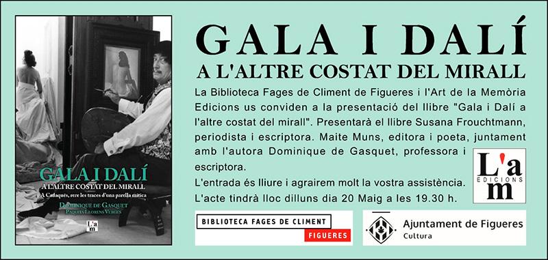 Presentació: Gala i Dali Fages de Climent
